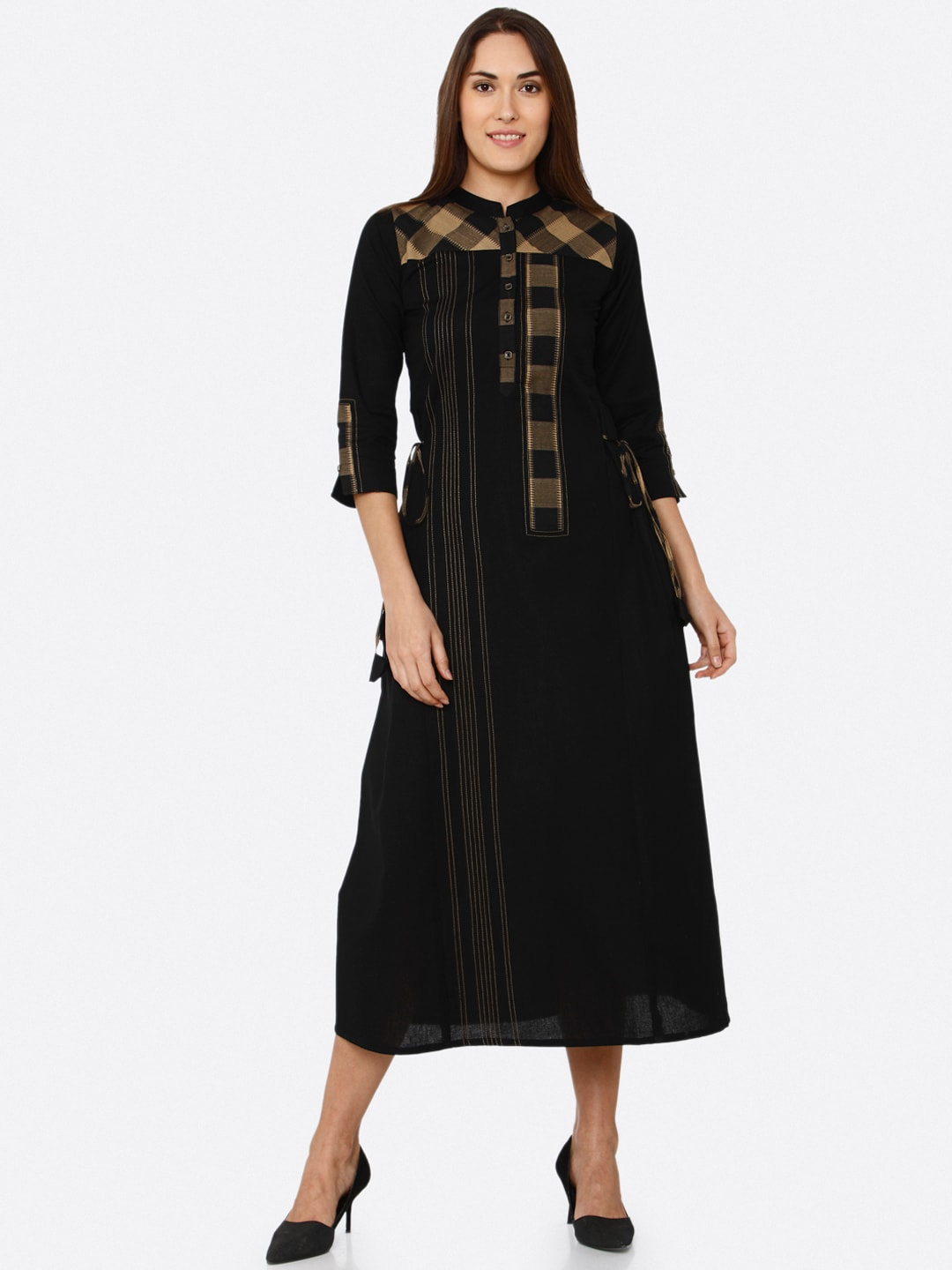9d6ace49f Checked Dresses - Buy Checked Dresses online in India