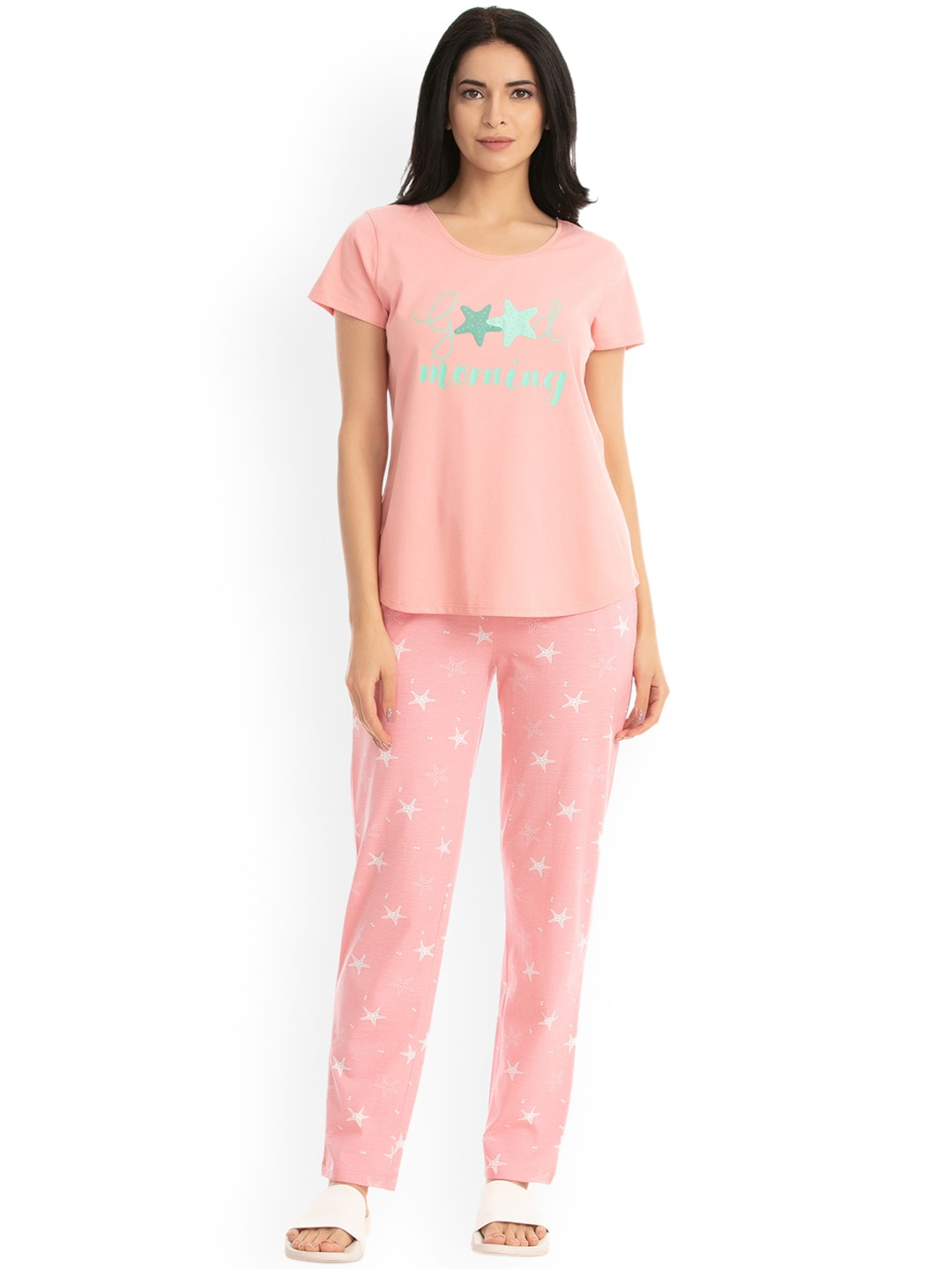 e8b96aea57fa29 Women Loungewear   Nightwear - Buy Women Nightwear   Loungewear online -  Myntra