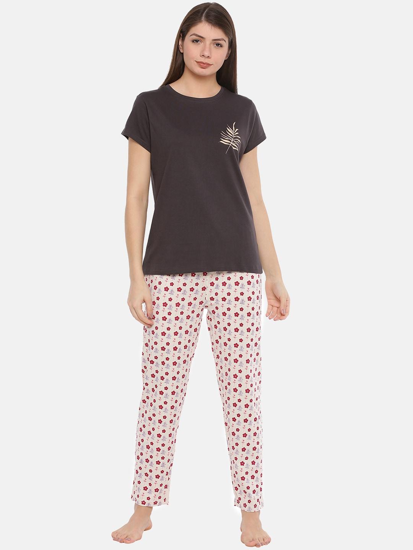 81e34914e05 Women Loungewear   Nightwear - Buy Women Nightwear   Loungewear online -  Myntra