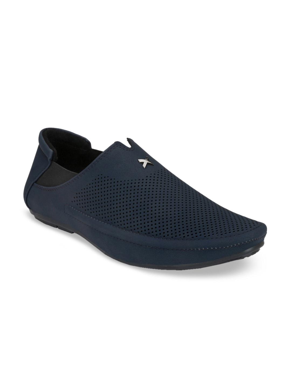Mactree Men Navy Blue Sandals