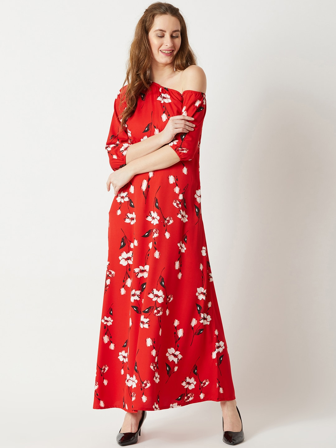 579784cbb2e Red Dress - Buy Trendy Red Colour Dresses Online in India