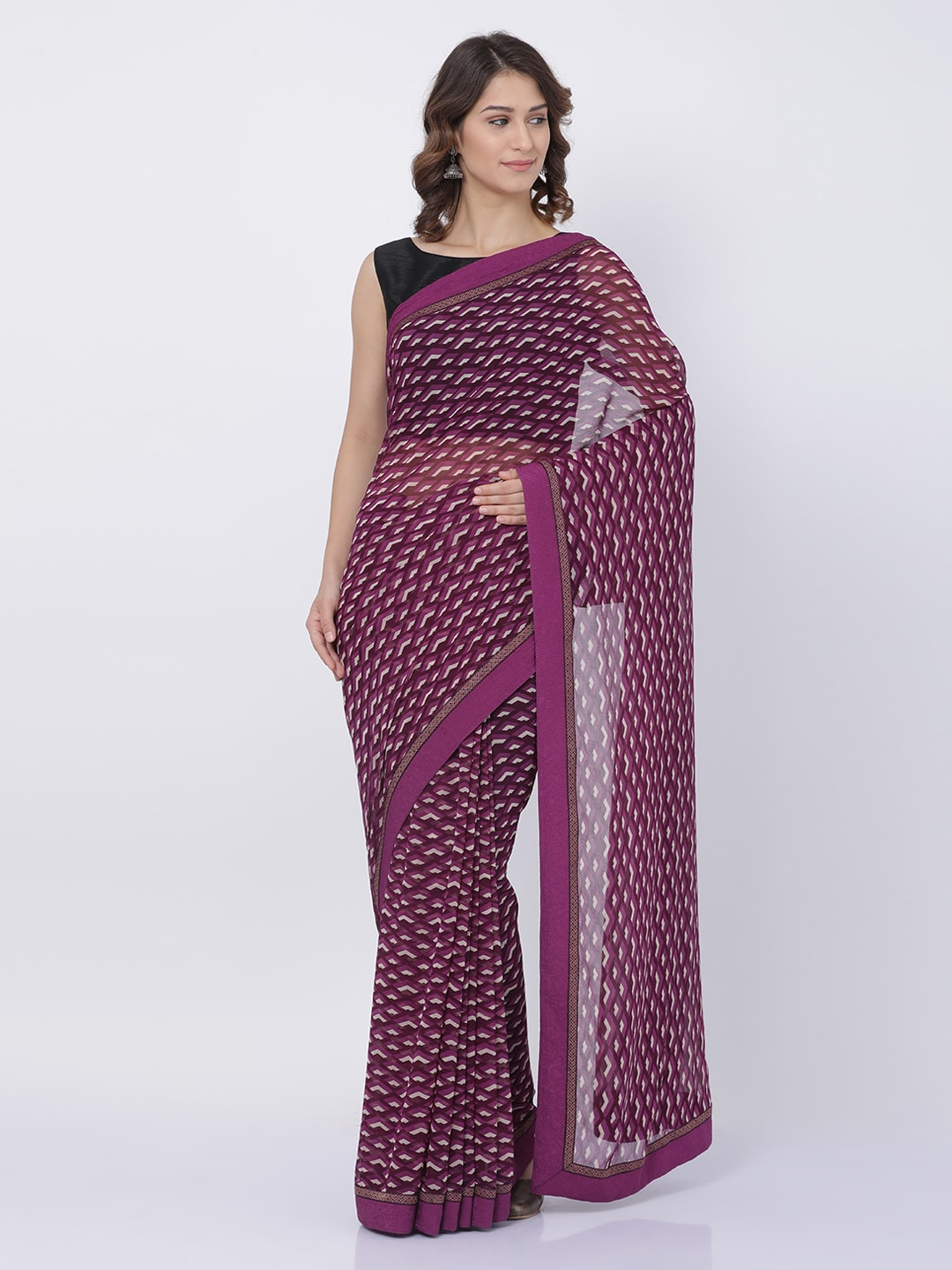 3237473b592f1d Georgette Sarees - Buy Georgette Saree Online in India