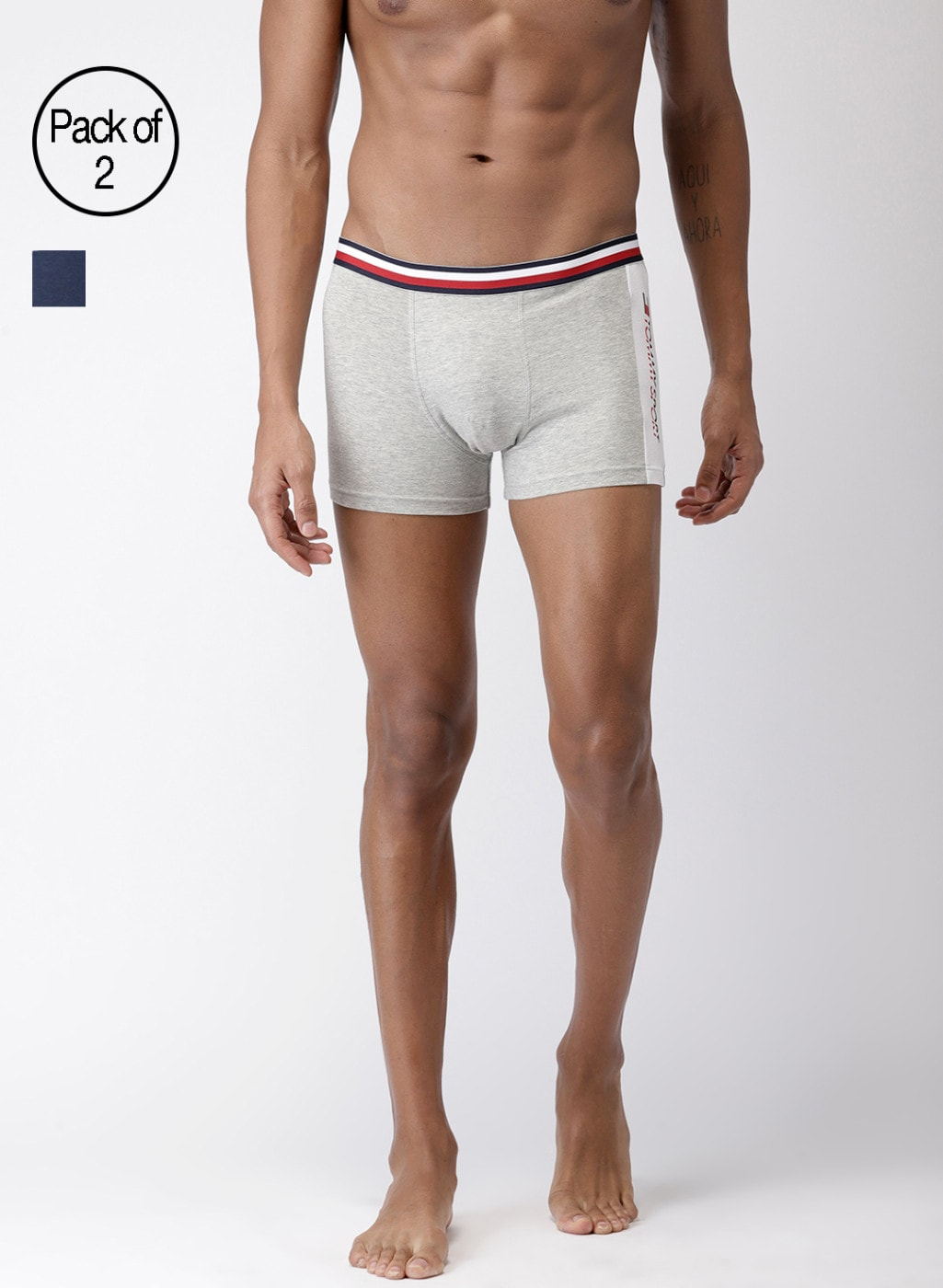 18180026bcacf2 Grey Men Innerwear Jockey Tommy Hilfiger - Buy Grey Men Innerwear Jockey  Tommy Hilfiger online in India - Jabong