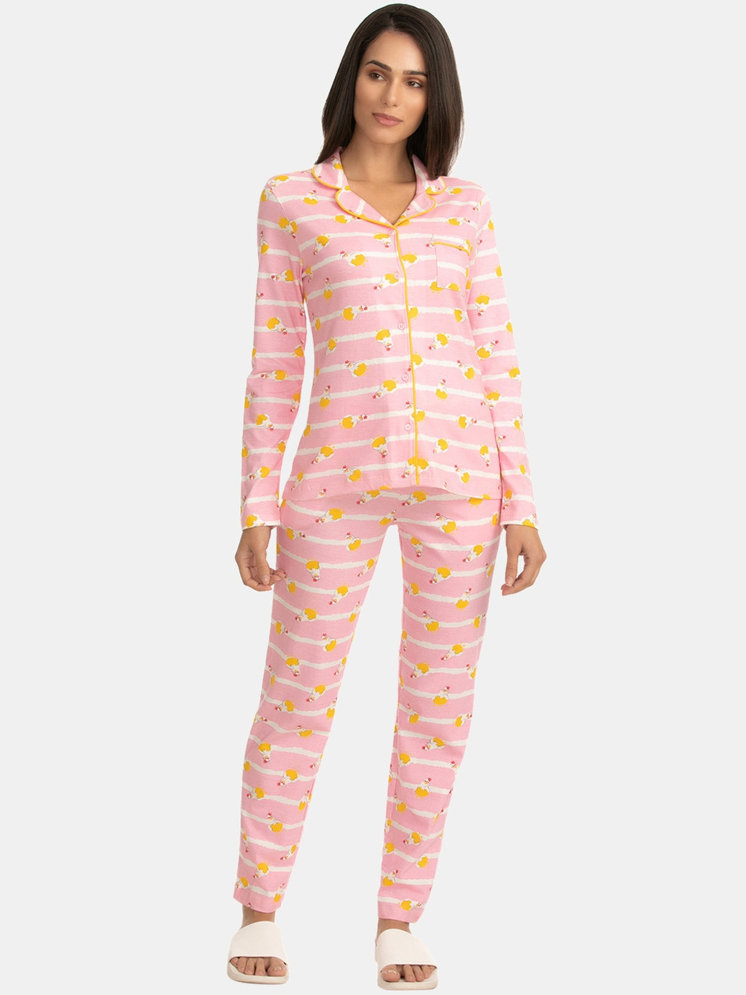 fddcd65d7192 Women Loungewear   Nightwear - Buy Women Nightwear   Loungewear online -  Myntra
