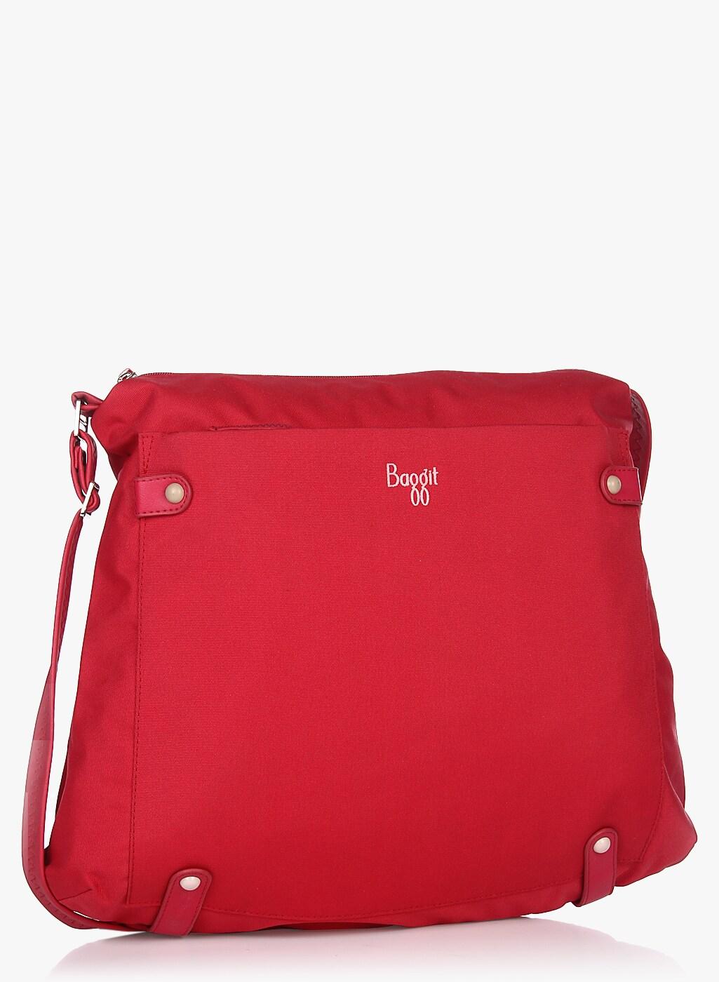 Baggit L Ping Sasha Red Sling Bag