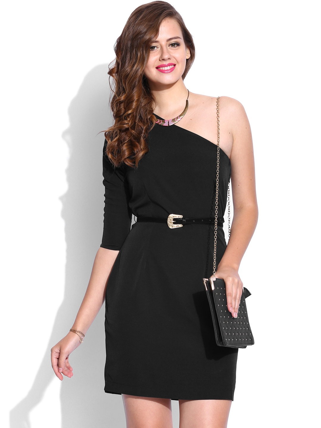 Black dresses online shopping india
