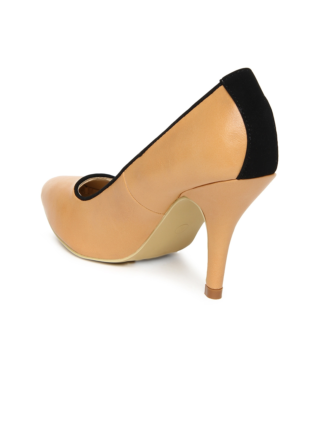 9967bbc69 Buy Allen Solly Woman Brown Pumps 2907090 for women online in india on  Myntra at Yebhi.com