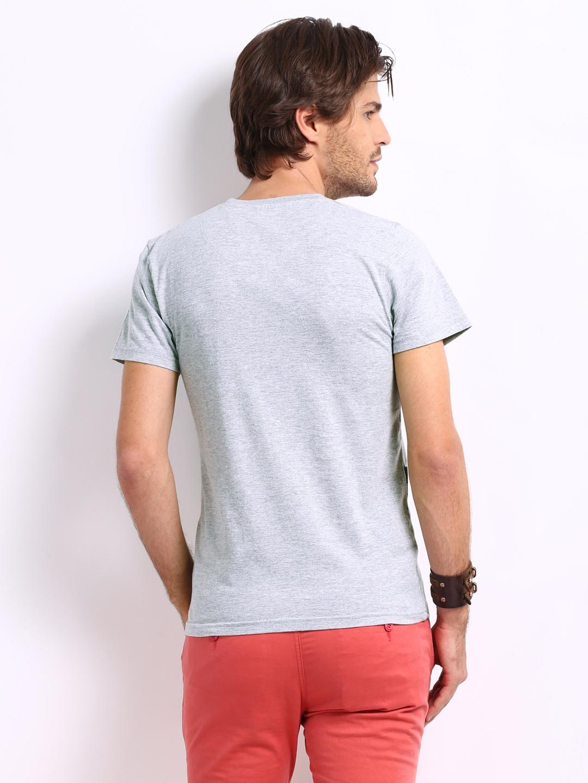 Design your t shirt myntra - Buy Myntra Men Grey Melange Krrish 3 Printed T Shirt Multicolor 1342189 For Men Online In India On Myntra At Yebhi Com