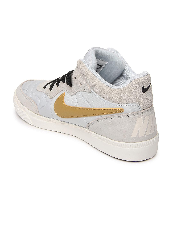Nike Men Grey Nsw Tiempo Trainer Casual Shoes | GRADUATE STUDIES ...