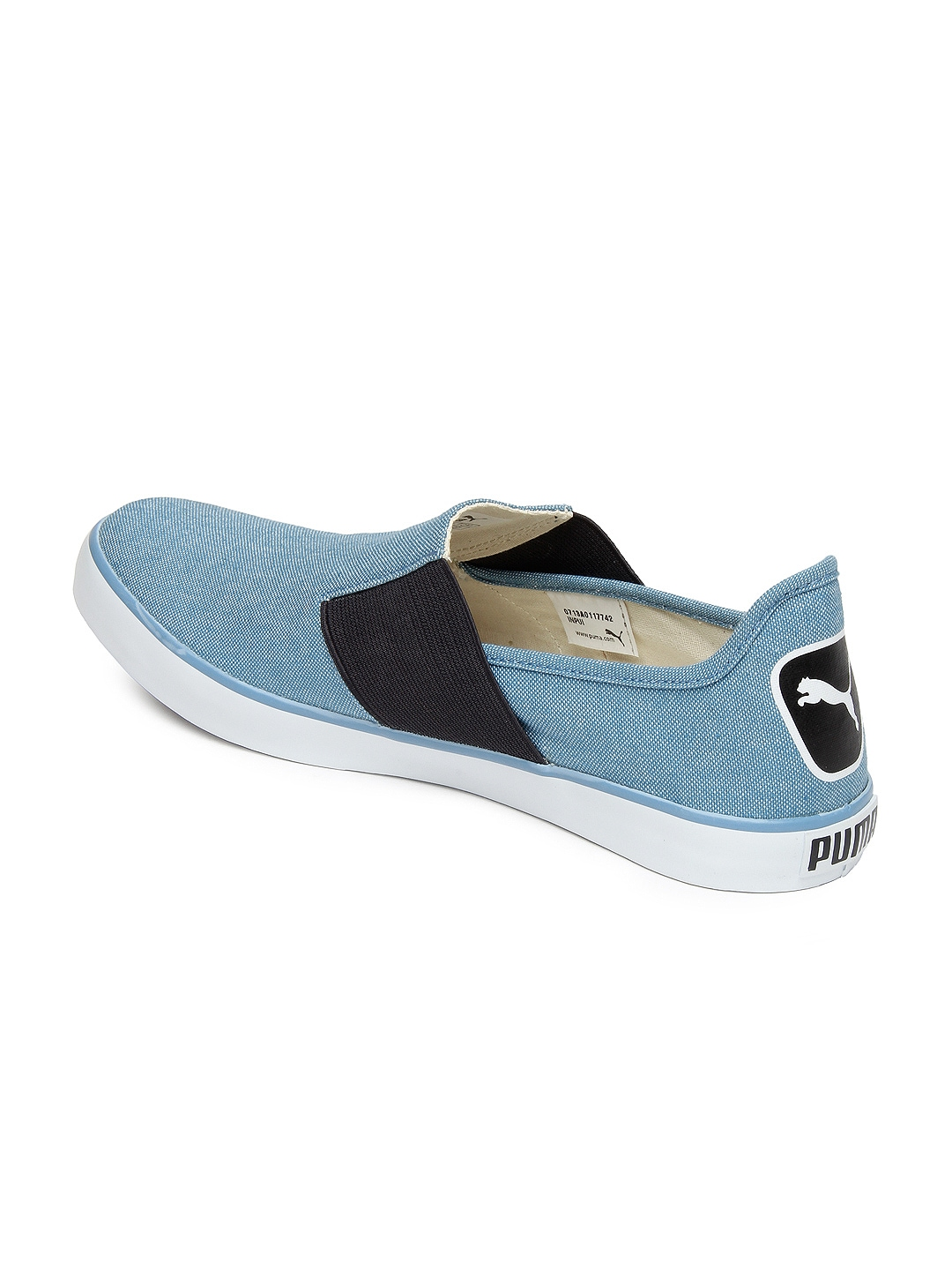 Online Buy Shoes On Blue Men Slip 1345805 Puma For Lazy Casual redxBoWC