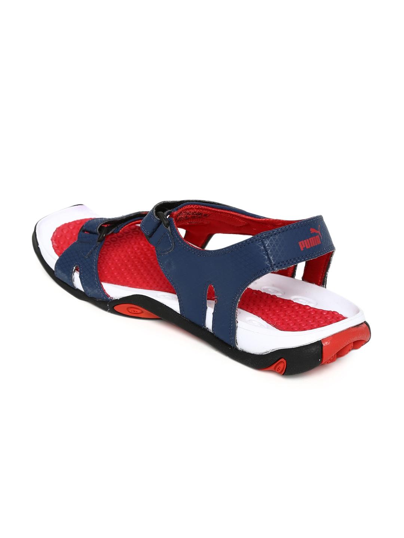 Buy Puma Men Navy Jamey DP Sports Sandals (brown) 7511229 for men online in  india on Myntra at Yebhi.com 6ffdcbc3ee2c