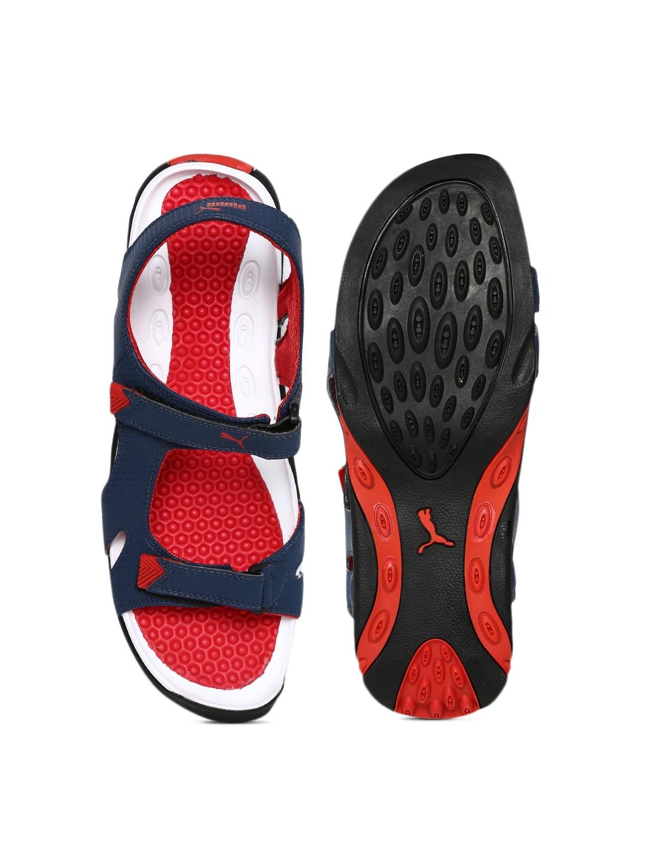 d9fc631be0d ... low price buy puma men navy jamey dp sports sandals brown 7511229 for  men online in
