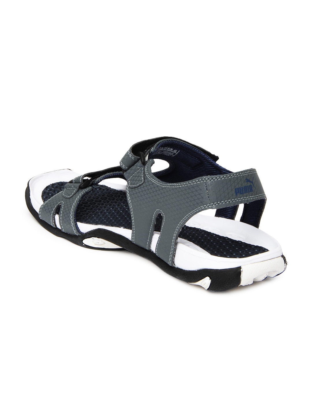 ae18b736d2ae Buy Puma Men Grey Jamey DP Sports Sandals (brown) 1287264 for men online in  india on Myntra at Yebhi.com