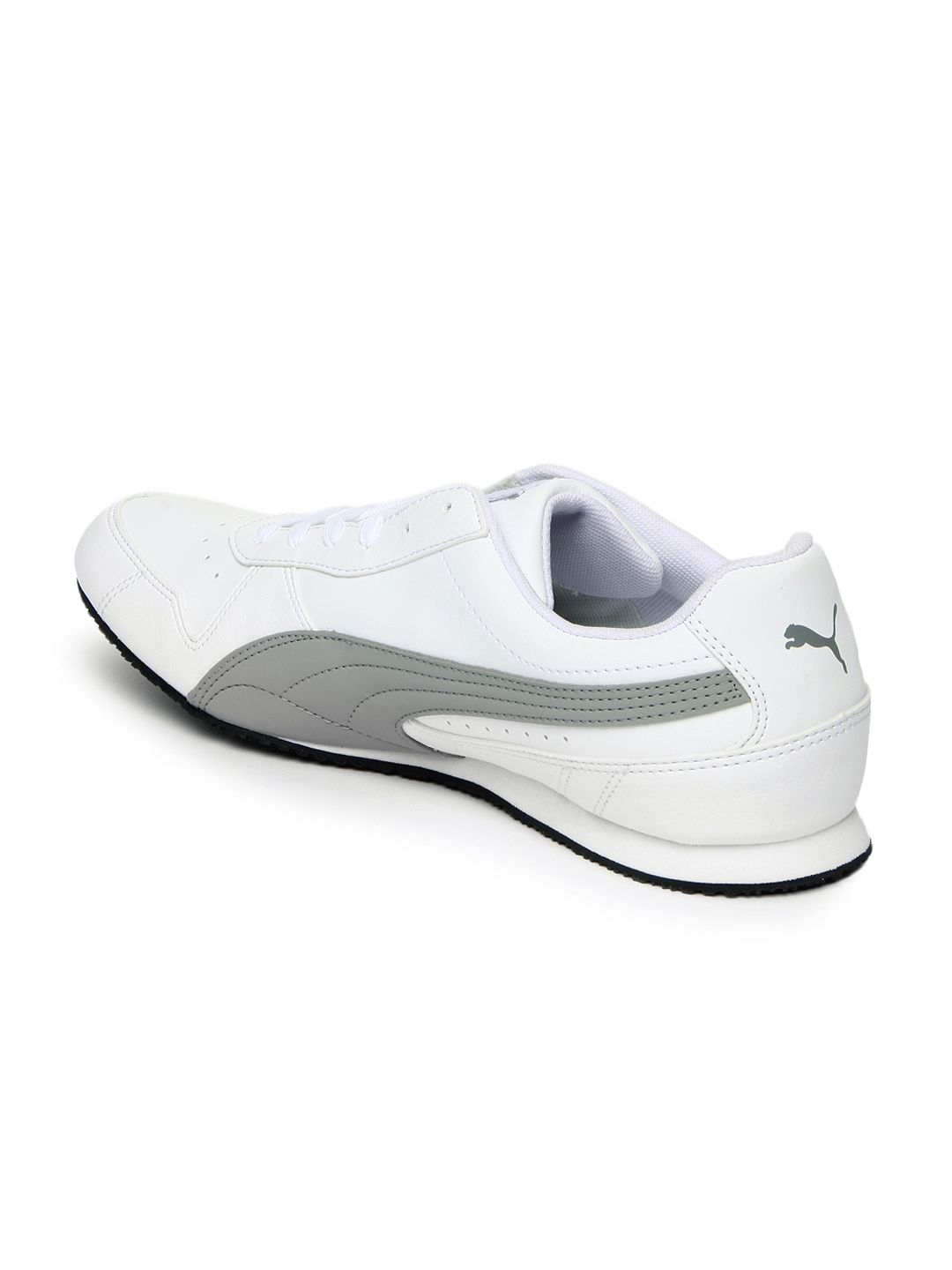 cb90f8d3c44 Buy Puma Men White Fieldster Casual Shoes 1349127 for men online in india  on Myntra at Yebhi.com