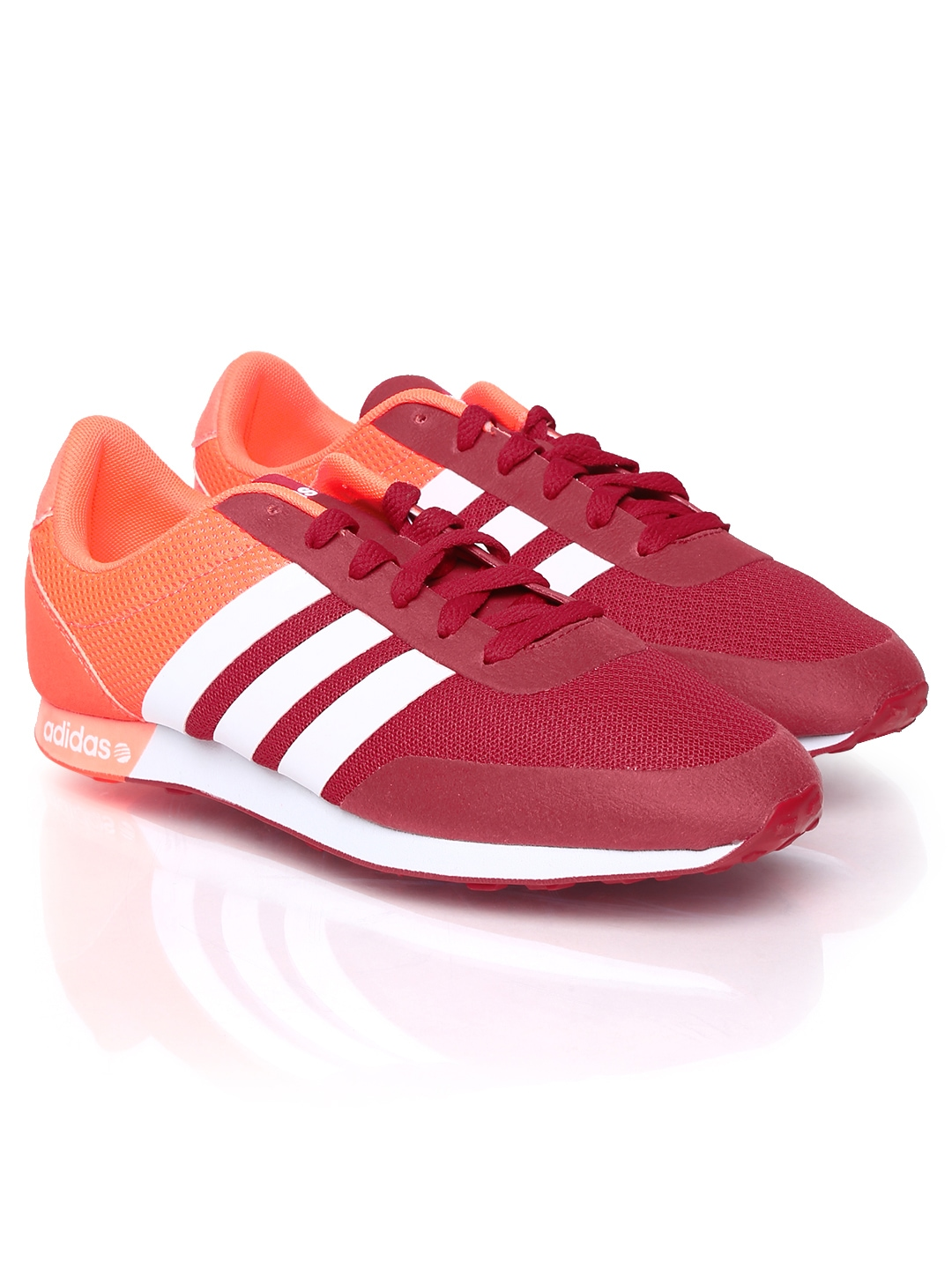 adidas cloudfoam ortholite red