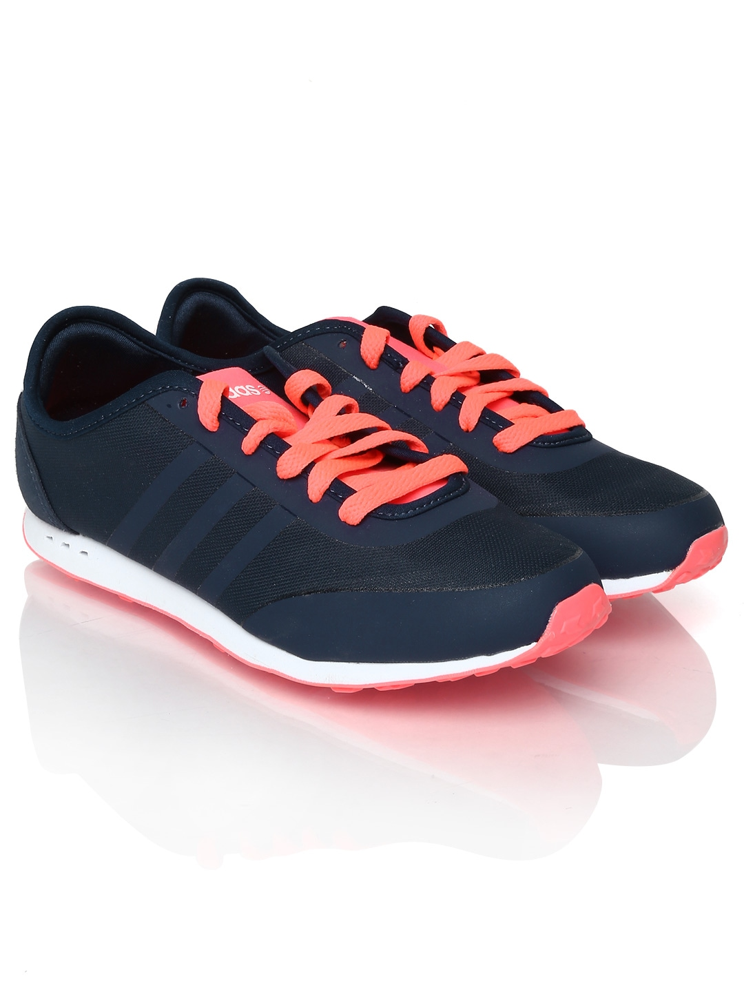 ladies adidas cloudfoam trainers