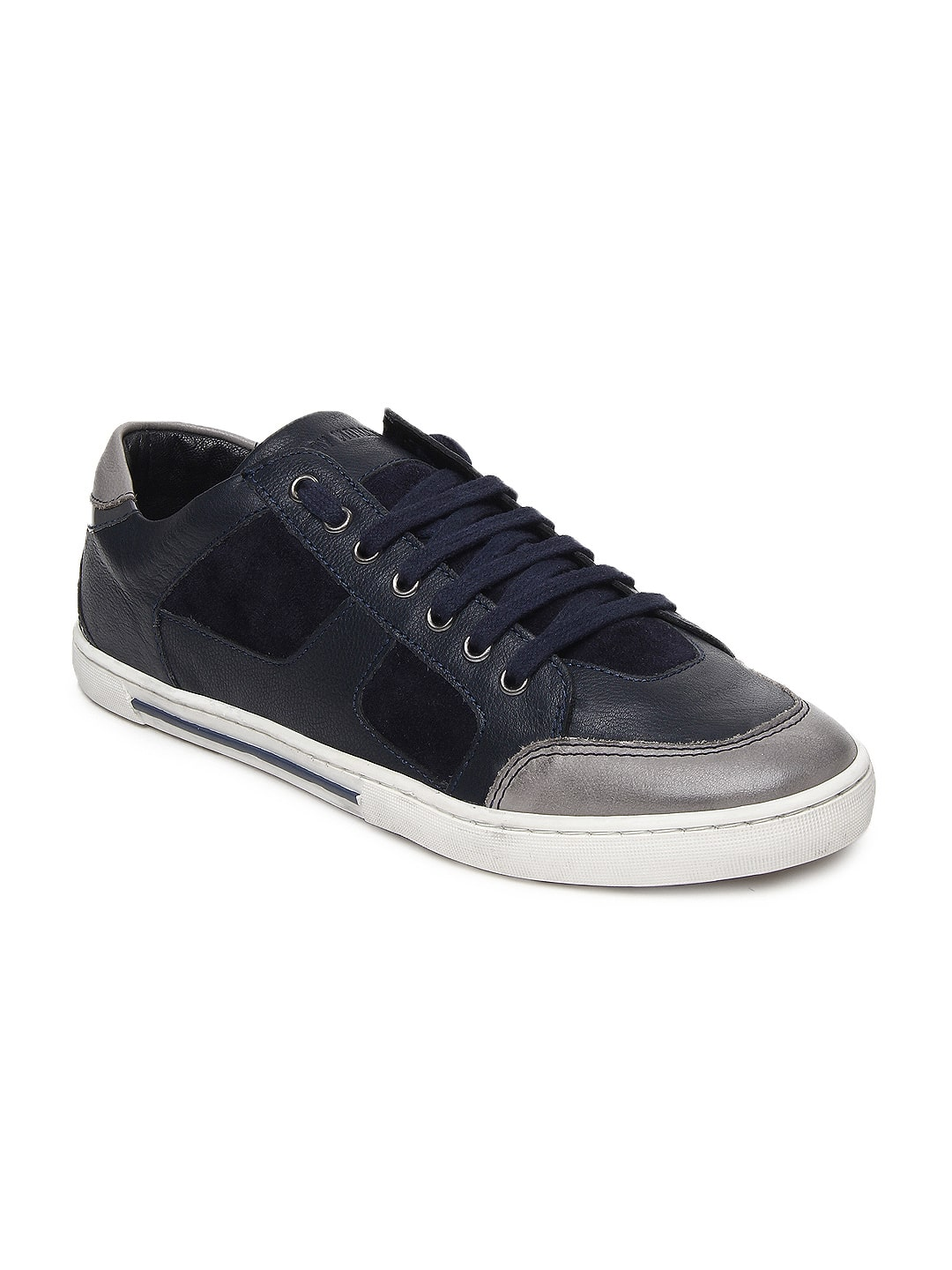 antony morato vintage men navy sneakers. Black Bedroom Furniture Sets. Home Design Ideas