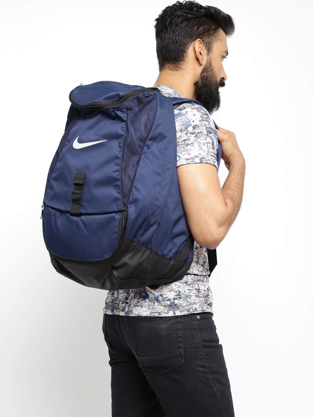 nike club team swoosh backpack aaf530f330fa7