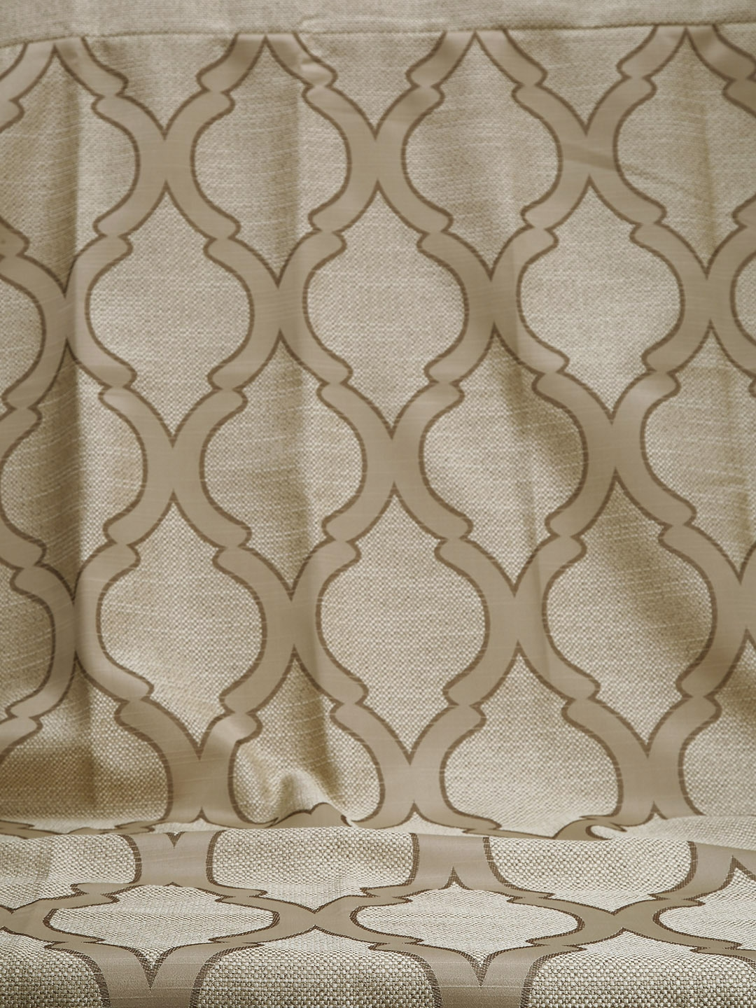 Long patterned curtains - Buy S9home By Seasons Set Of 2 Beige Patterned Long Door Curtains Curtains And Sheers For Unisex Myntra