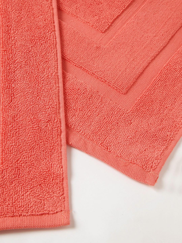 Orange Bathroom Rugs Home Decor