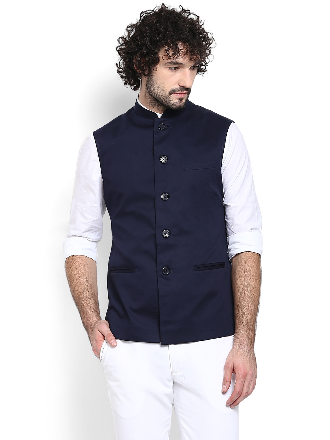Glass Canisters For Kitchen Mr Button Navy Nehru Jacket Price Myntra Ethnic Jacket