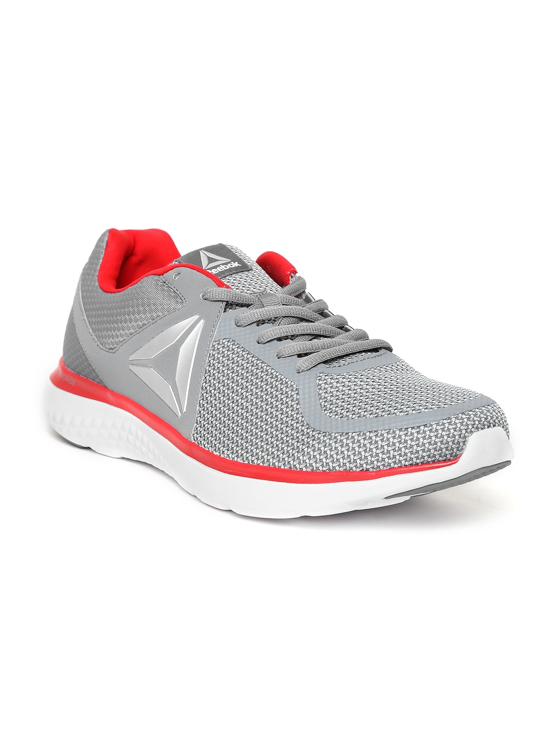reebok grey astroride mt running shoes price myntra
