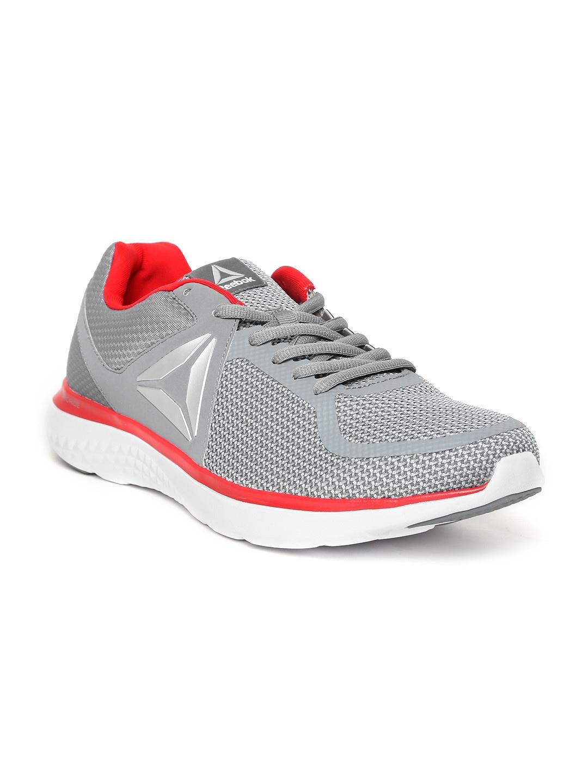 Reebok Men Grey Astroride Mt Running Shoes Price Myntra