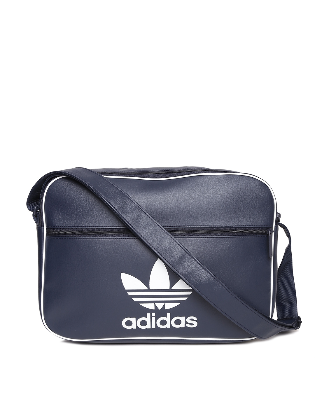 5cf4d2070044 Adidas Originals Unisex Navy Airliner AC CL Messenger Bag price Myntra. Bags  Deals at Myntra. Adidas Originals Unisex Navy Airliner AC CL Messenger Bag  ...