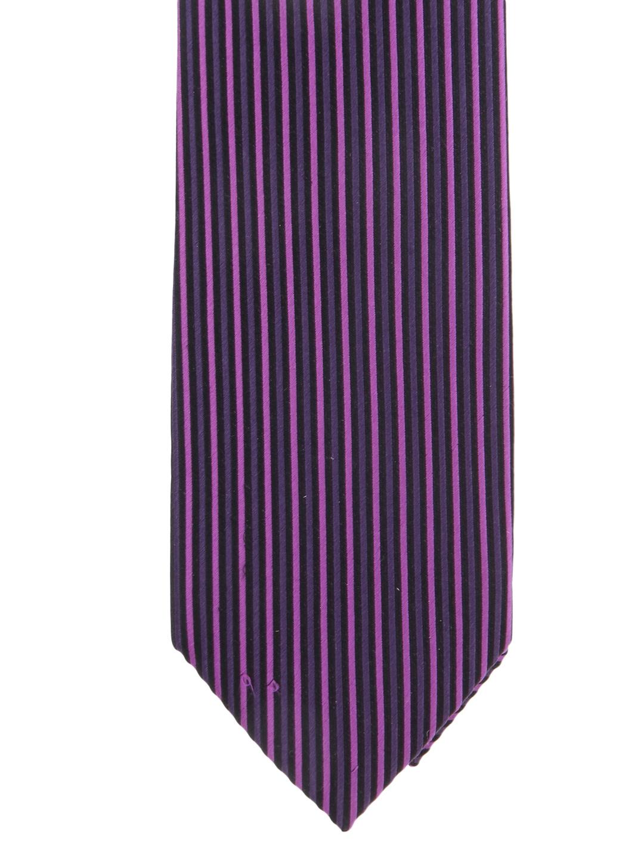 Purple Kitchen Canisters Alvaro Castagnino Purple Striped Silk Tie Price Myntra