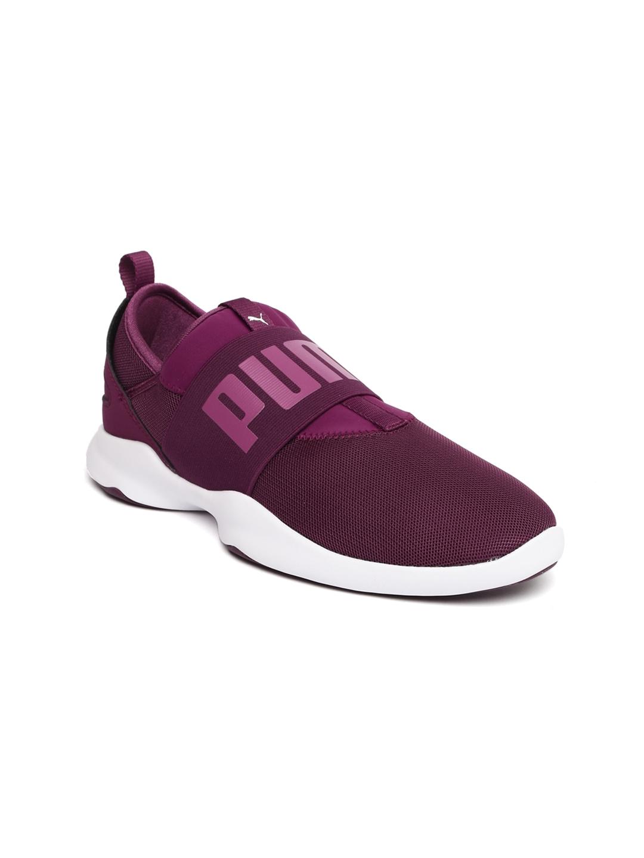 Canisters Kitchen Puma Women Purple Dare Slip On Sneakers Price Myntra