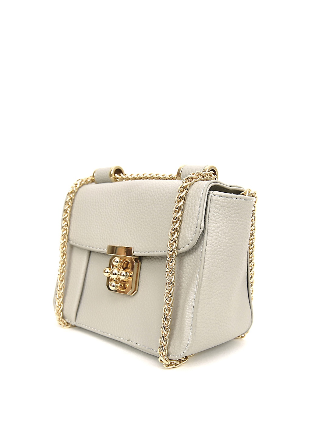 Buy AQ Beige Sling Bag With Chain Strap – Handbags for Women  d0f4c1be904e2