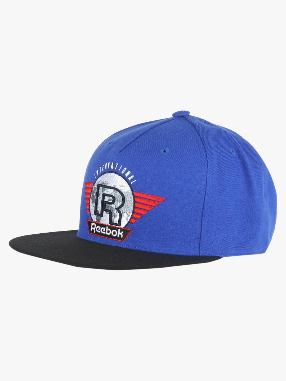61cf3a37695 Classic Cl Endorsement Blue Caps Reebok Caps
