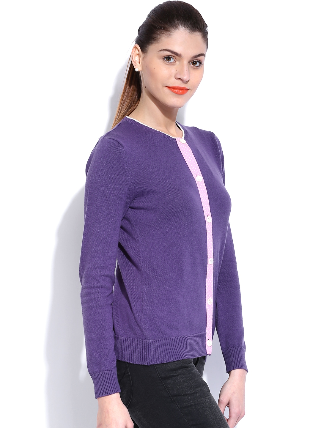 As the temperature drops, slip on a comfortable cardigan. View our selection of button through and zip-through cardigans for men and women. Order today.
