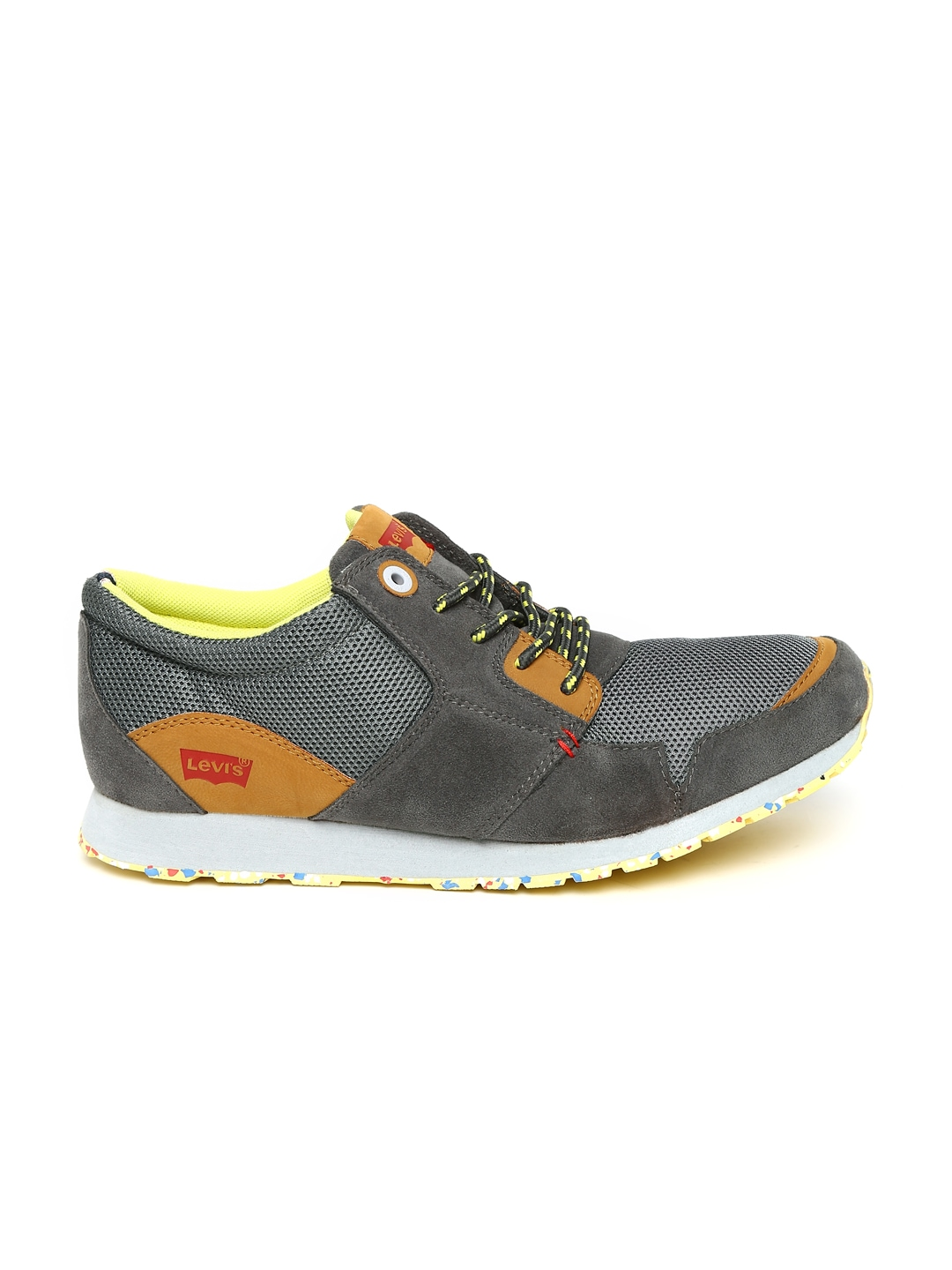 myntra levis grey casual shoes 498070 buy myntra