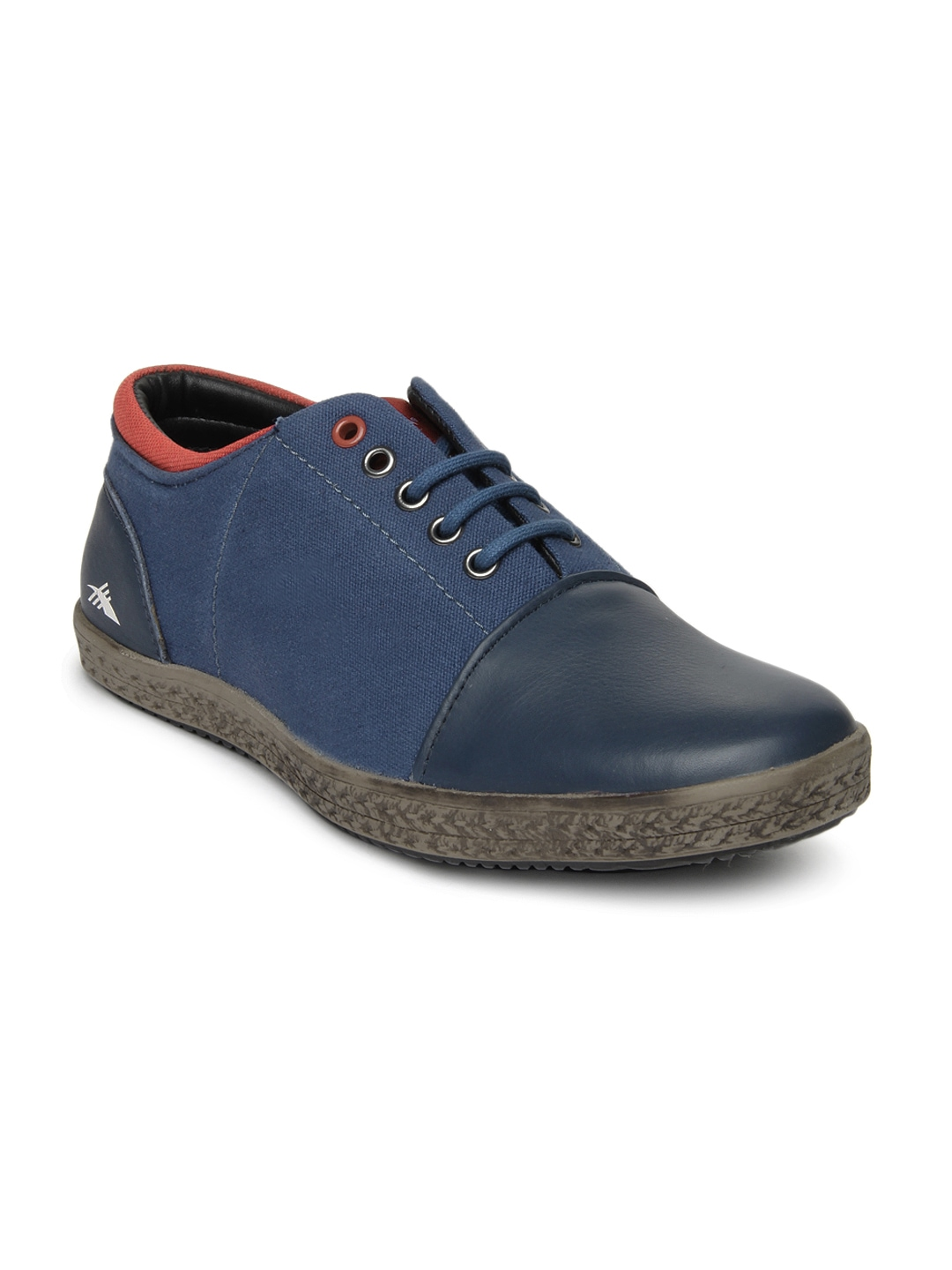 myntra high blue casual shoes 527071 buy