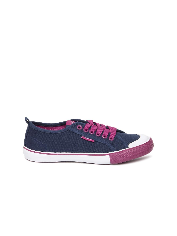 myntra boltio navy casual shoes 533785 buy myntra