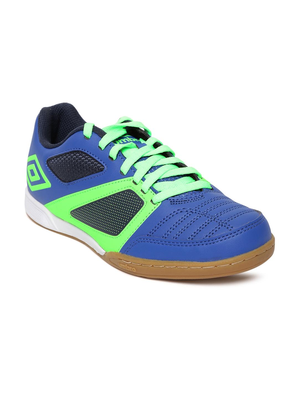 myntra umbro blue sports shoes 550951 buy myntra