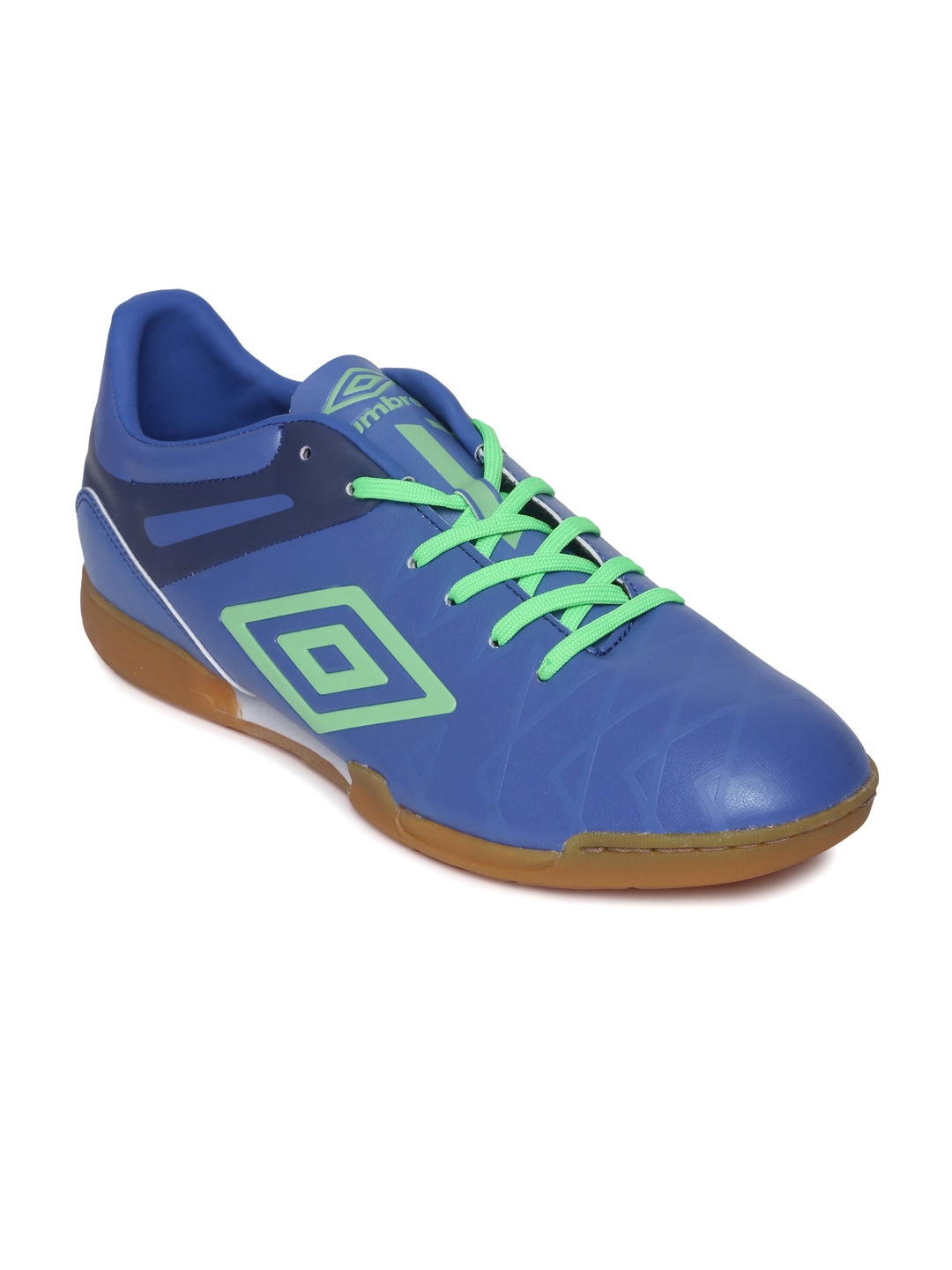umbro blue sports shoes at myntra