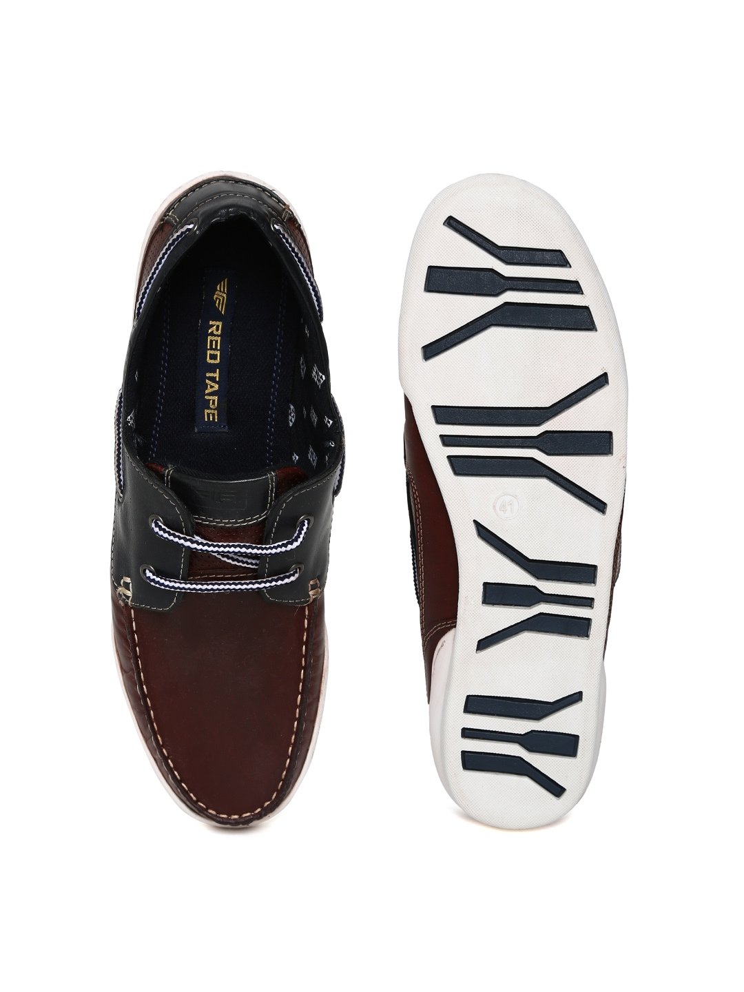 Red Tape Loafers Shoes Online
