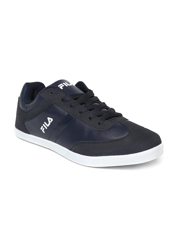 myntra fila navy strike casual shoes 581402 buy