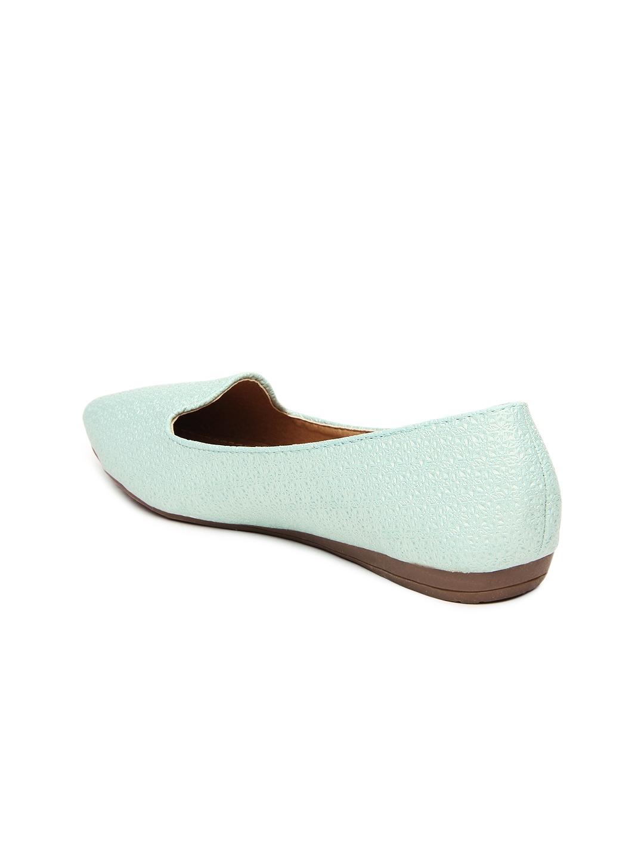 Flat Mint Green Shoes
