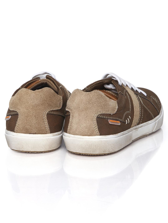 myntra numero uno brown casual shoes 592734 buy