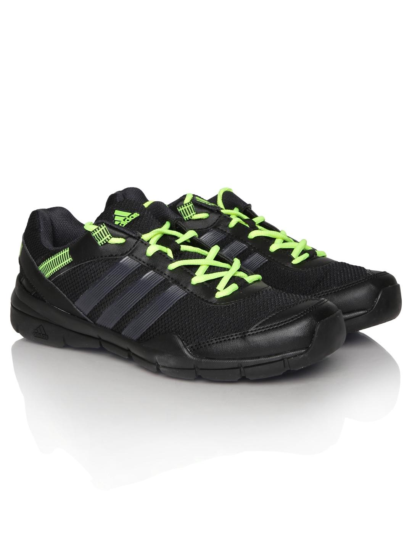 myntra adidas black windcrust hiking shoes 625409
