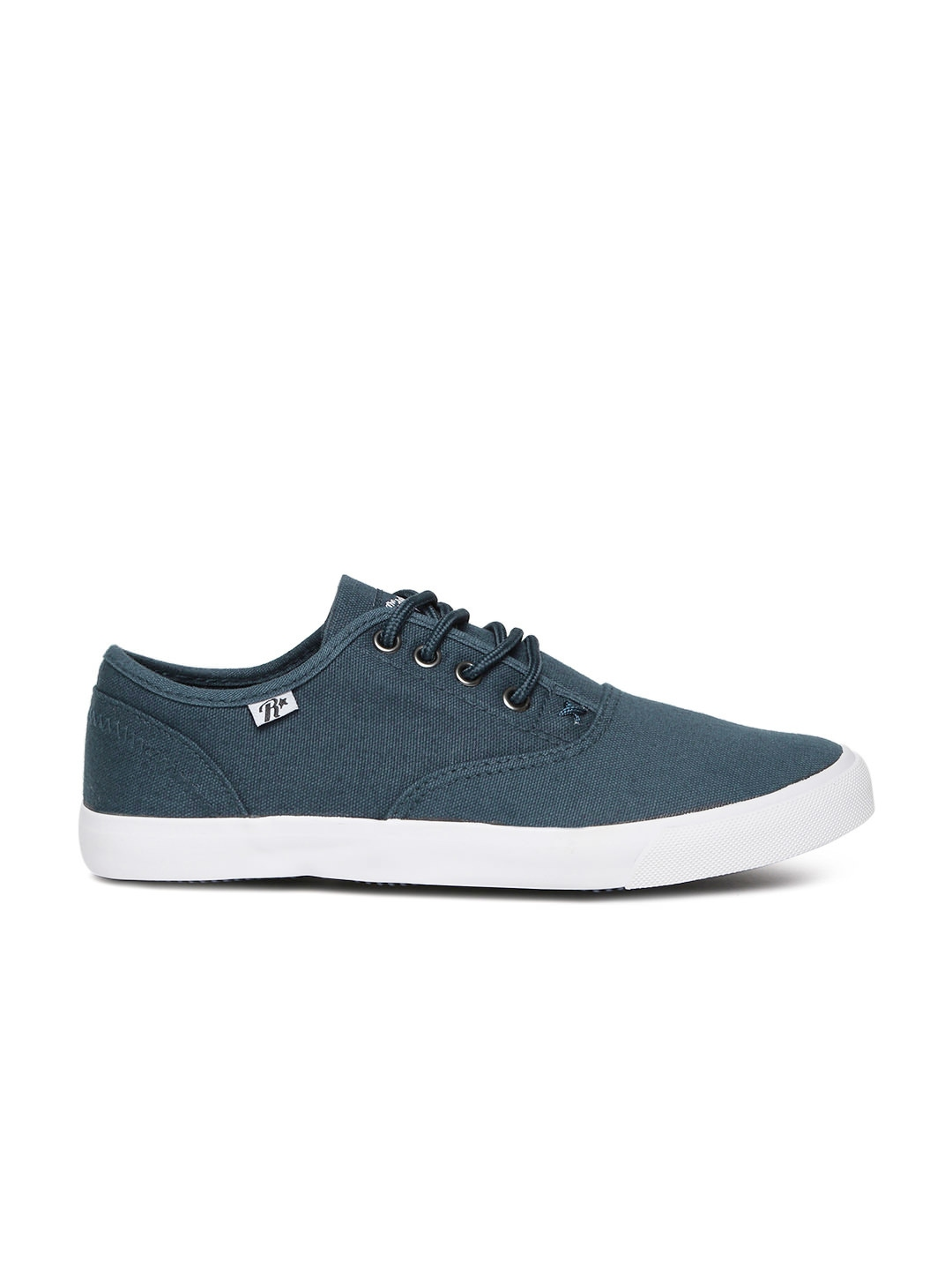 myntra roadster navy canvas shoes 633399 buy myntra