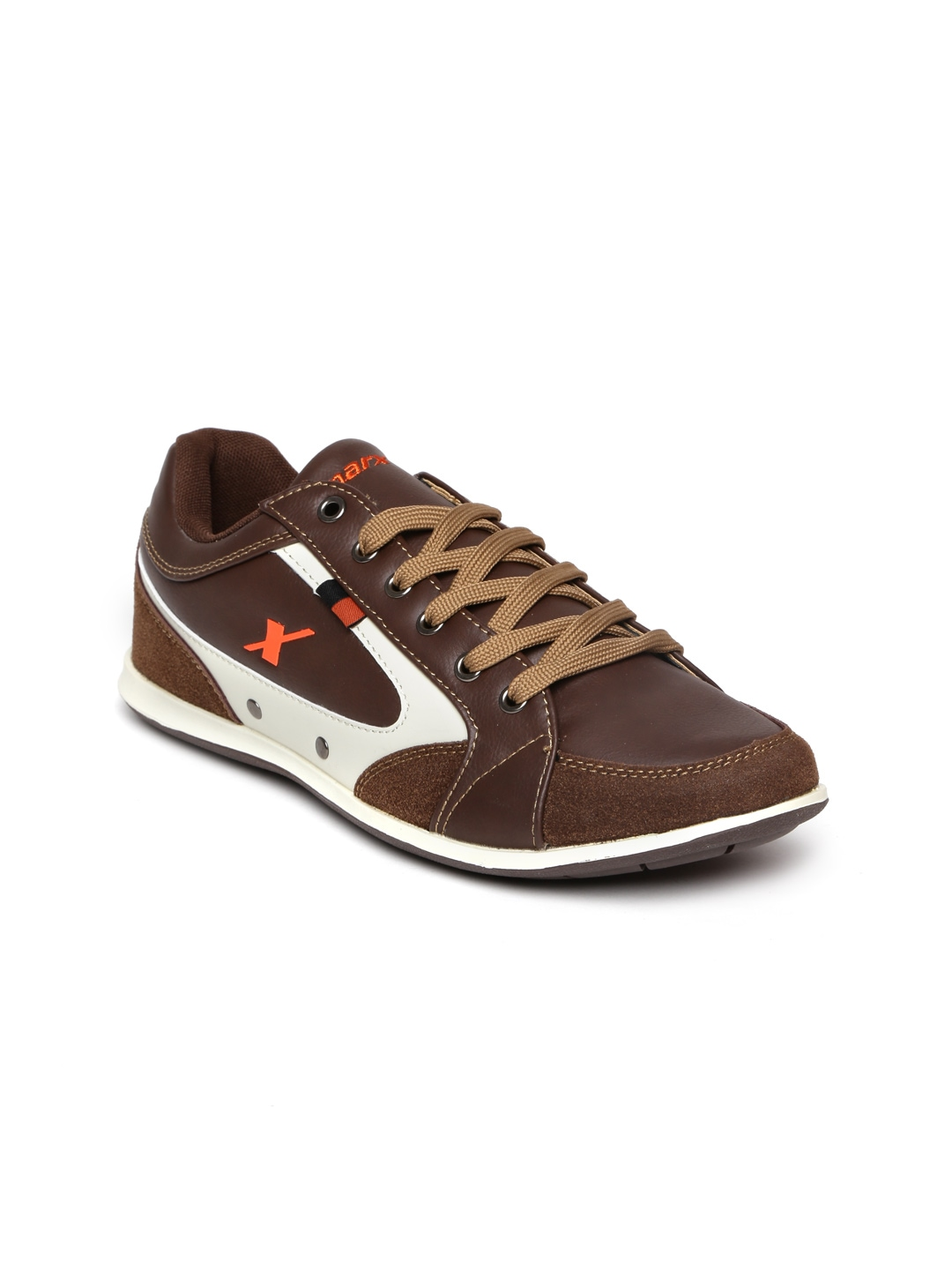 Myntra Sparx Men Brown Casual Shoes 636698 | Buy Myntra ...
