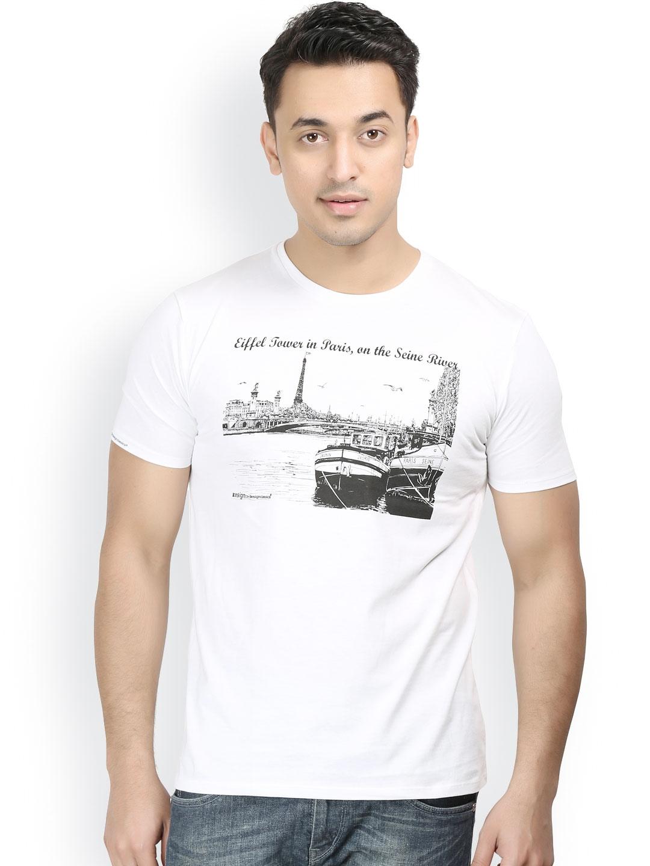 Myntra design classics men pack of 2 printed t shirts for Myntra t shirt design