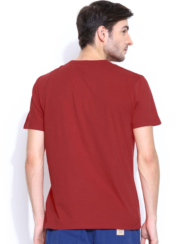 Myntra Vans Unisex Printed T Shirt 647943 Buy Myntra