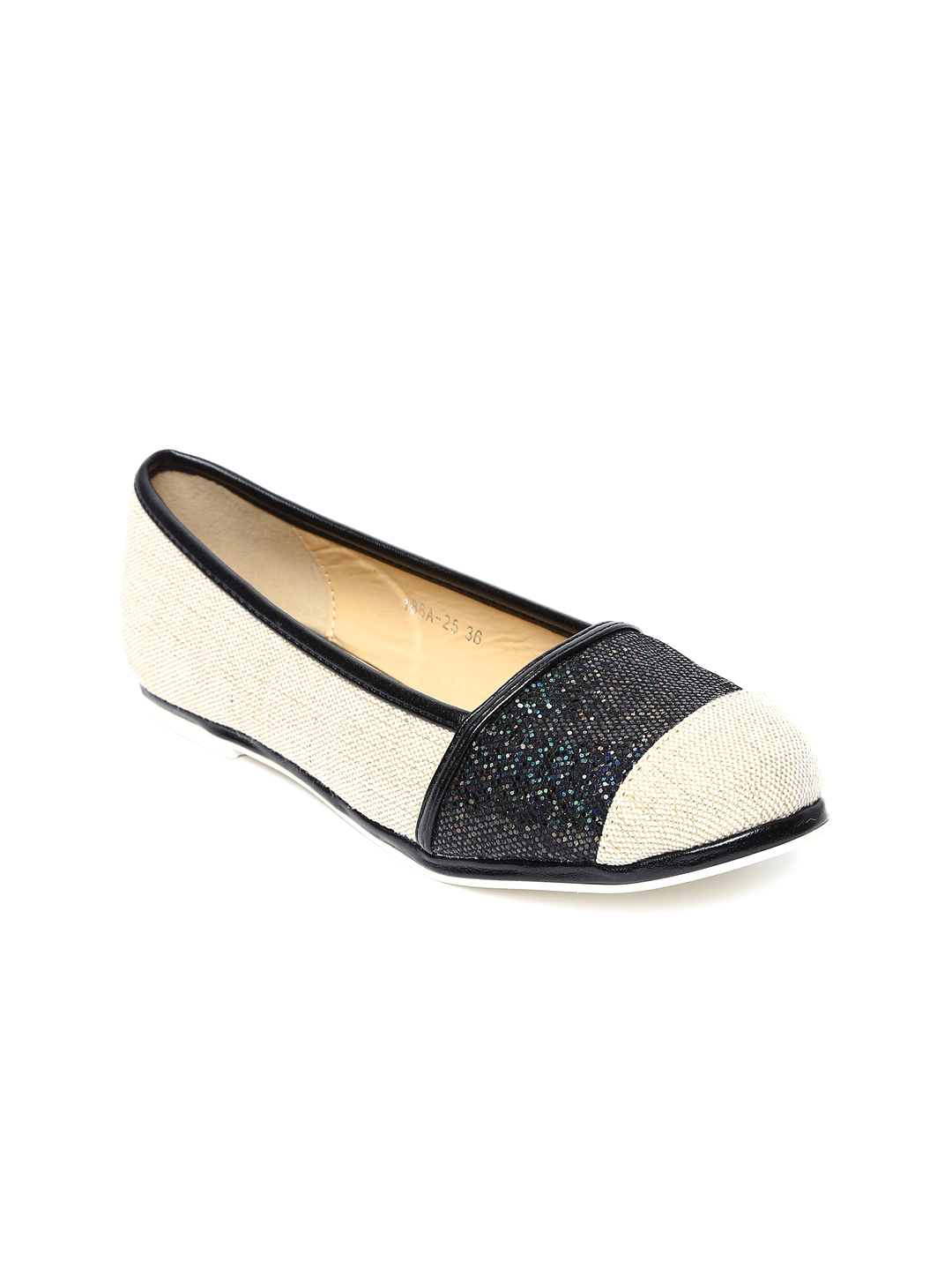 A pretty pair of ballet flats or classic Mary Janes are ideal for casual outfits. Match your favorite little black dress with a sophisticated sandal featuring glamorous straps or .