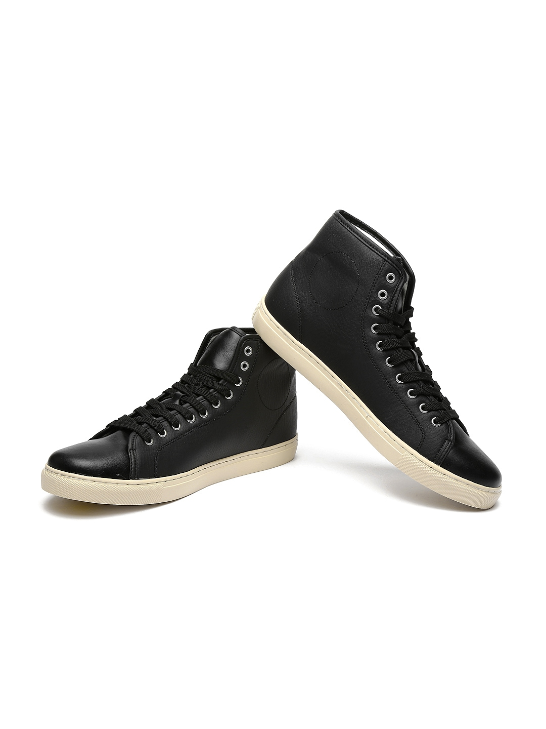 myntra new look black casual shoes 653024 buy myntra