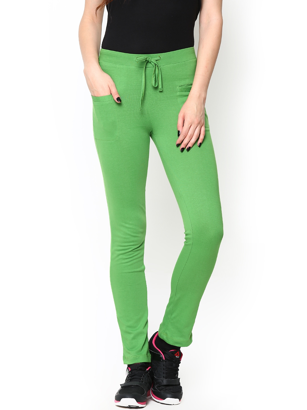 Original Home Clothing Women Clothing Track Pants Style Quotient Track Pants